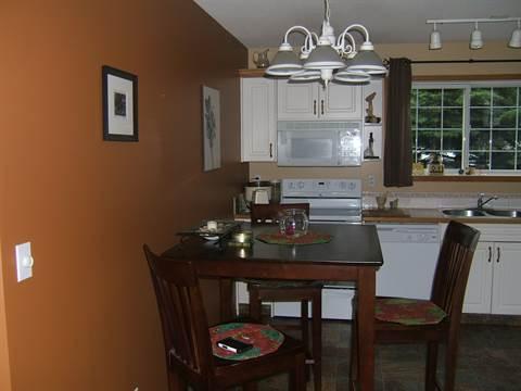 Red Deer 2 chambre à coucher Condominium