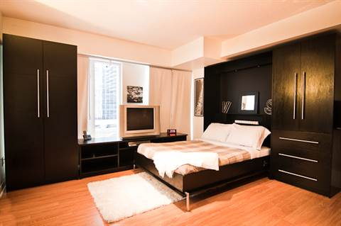 Toronto Central 1 bedroom Bachelor Suite For Rent