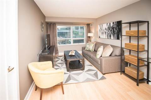 Toronto Central 3 bedroom Apartment For Rent