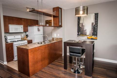 Toronto Central 1 bedroom Apartment For Rent
