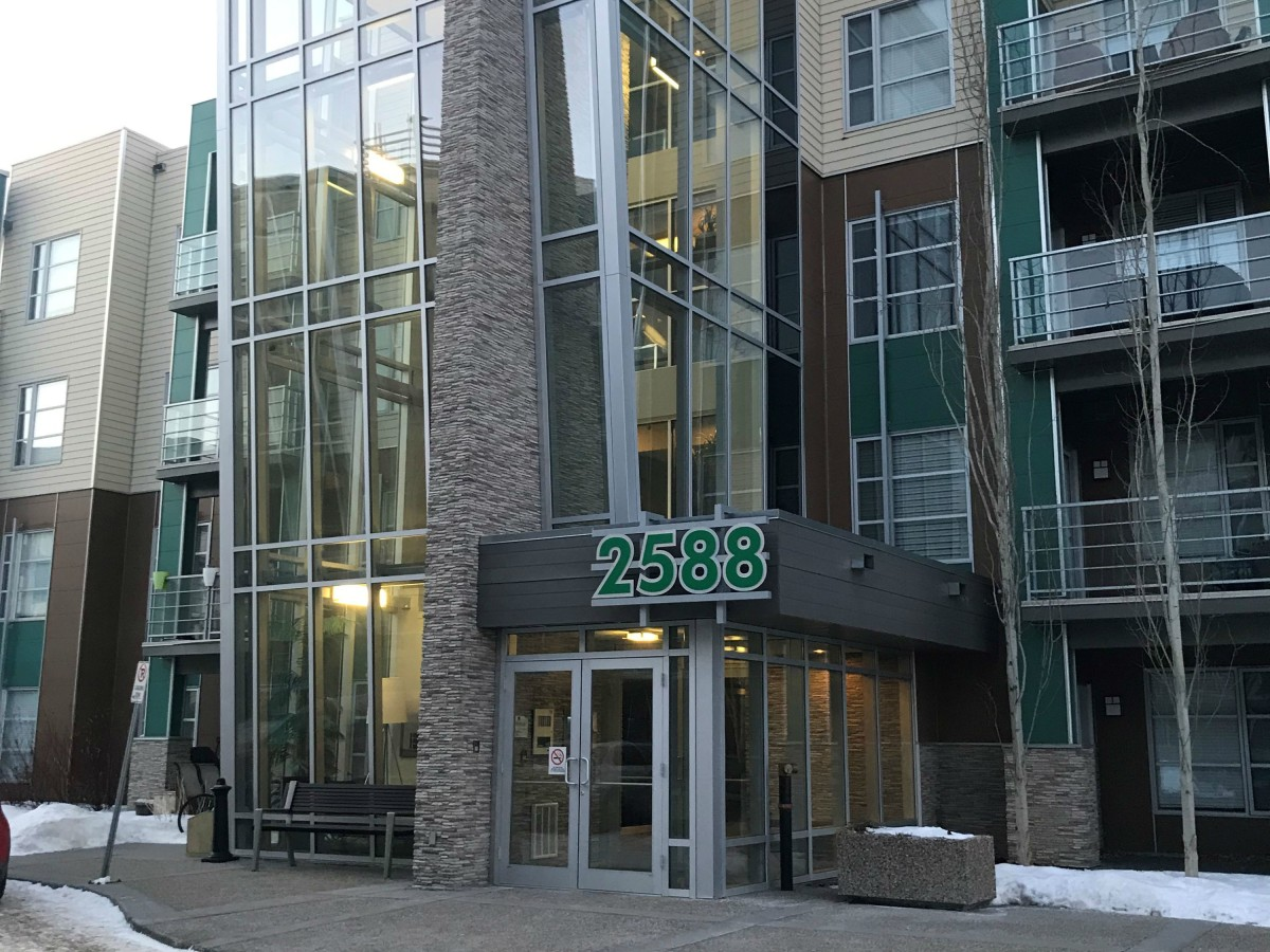 Edmonton Condominium pour le loyer, cliquer pour plus de détails...