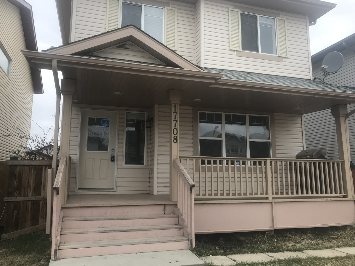 Edmonton Alberta House For Rent