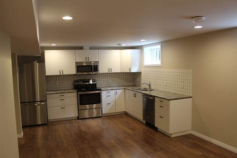 St. Albert Basement Suite for rent, click for more details...