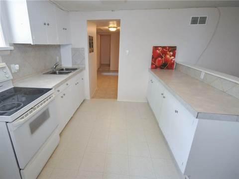 Lethbridge 1 chambre à coucher Appartement en sous-sol