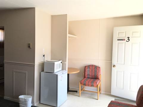 Innisfail Motel/Chambre d'hôtel pour le loyer, cliquer pour plus de détails...