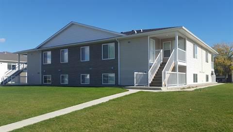 Bonnyville Alberta Eight-Plex for rent, click for details...
