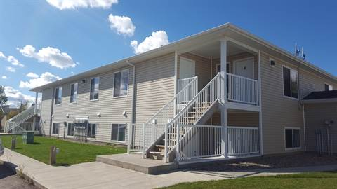 Bonnyville Alberta Eight-Plex For Rent