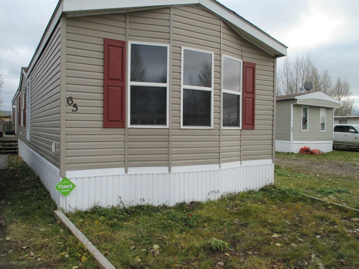 Bonnyville Mobile Home/Lot for rent, click for more details...
