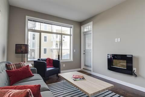 Calgary Alberta Condominium for rent, click for details...