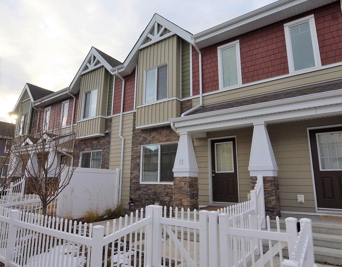 Edmonton Alberta Townhouse For Rent