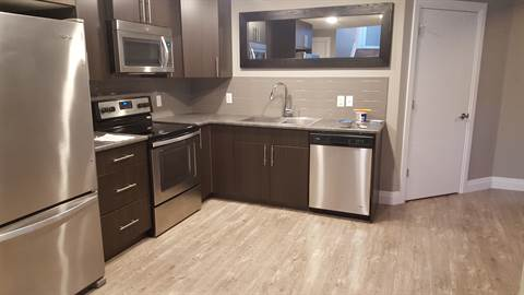 Spruce Grove Basement Suite for rent, click for more details...