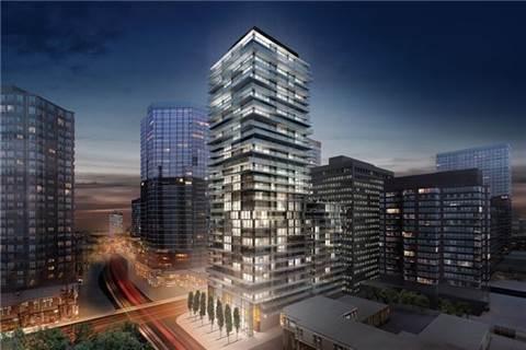 Toronto Centre 1 chambre à coucher Condominium