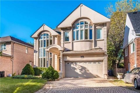 North York 5 bedroom House For Rent