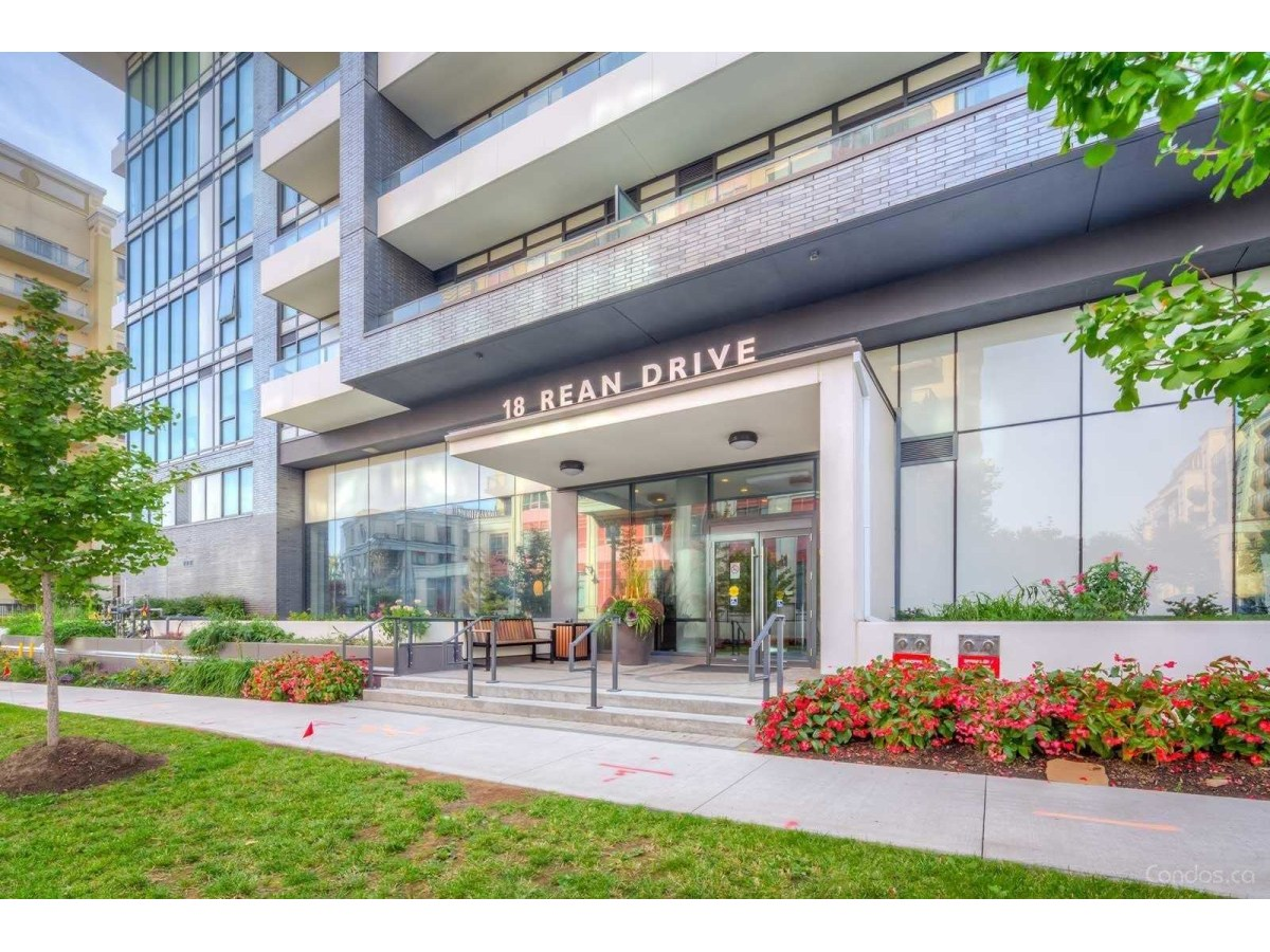 North York Condominium for rent, click for more details...