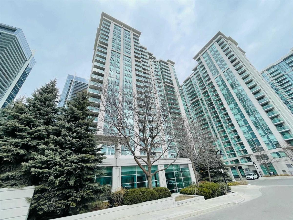 North York Condominium for rent, click for more details...