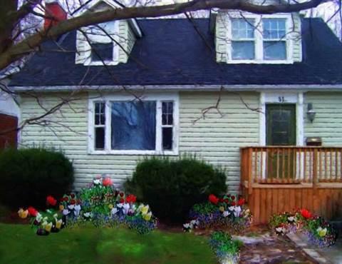 Orillia Duplex pour le loyer, cliquer pour plus de détails...