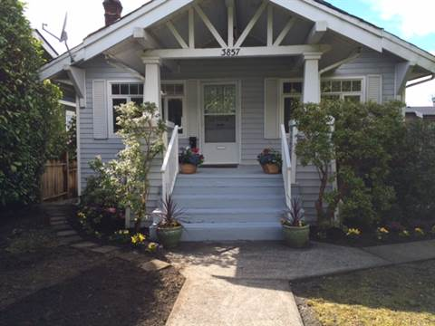 Vancouver West 3 bedroom House