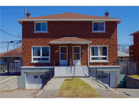 Ottawa Ontario Duplex for rent, click for details...