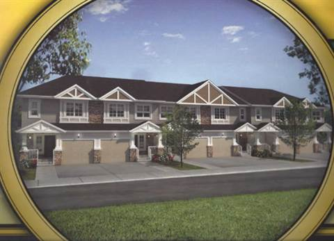 Fort McMurray 4 bedroom Townhouse