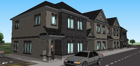 Oshawa Townhouse for rent, click for more details...