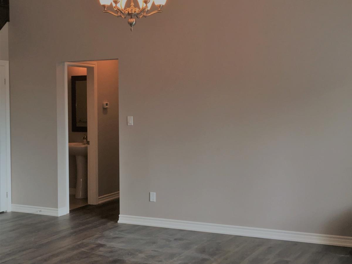 Whitby Appartement en sous-sol pour le loyer, cliquer pour plus de détails...
