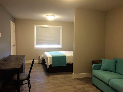 Red Deer Bachelor Suite for rent, click for more details...