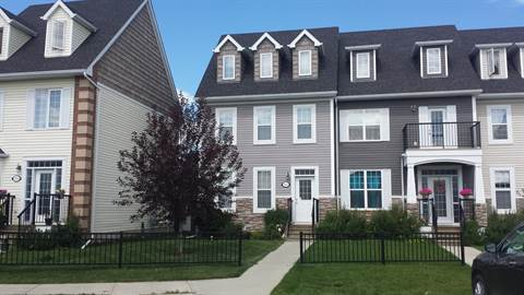Morinville Maison urbaine pour le loyer, cliquer pour plus de détails...