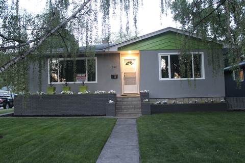 Calgary Alberta Basement Suite for rent, click for details...