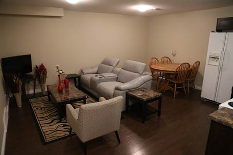 Fort McMurray 2 bedroom Basement Suite