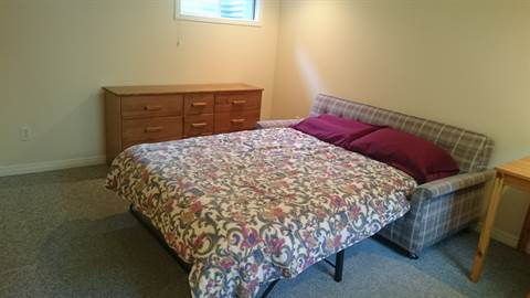 Ottawa Ontario Basement Suite for rent, click for details...