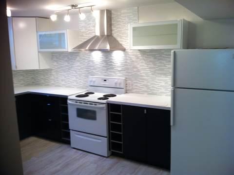 St. Albert Alberta Basement Suite for rent, click for details...