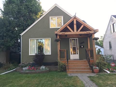 Winnipeg Manitoba Basement Suite for rent, click for details...