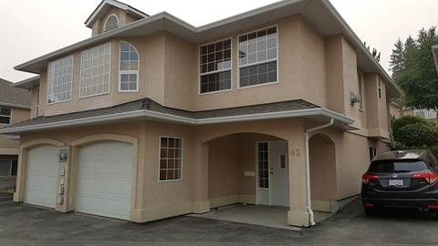 Kamloops British Columbia Townhouse for rent, click for details...