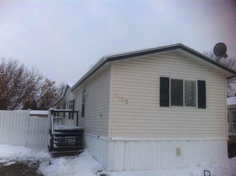 Edmonton Grande caravane/Lot pour le loyer, cliquer pour plus de détails...