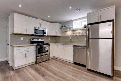 Edmonton Du nord-ouest 2 chambre à coucher Appartement en sous-sol