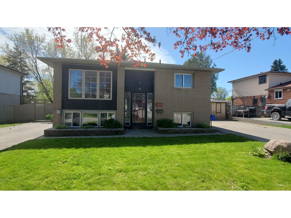 Bowmanville Duplex for rent, click for more details...