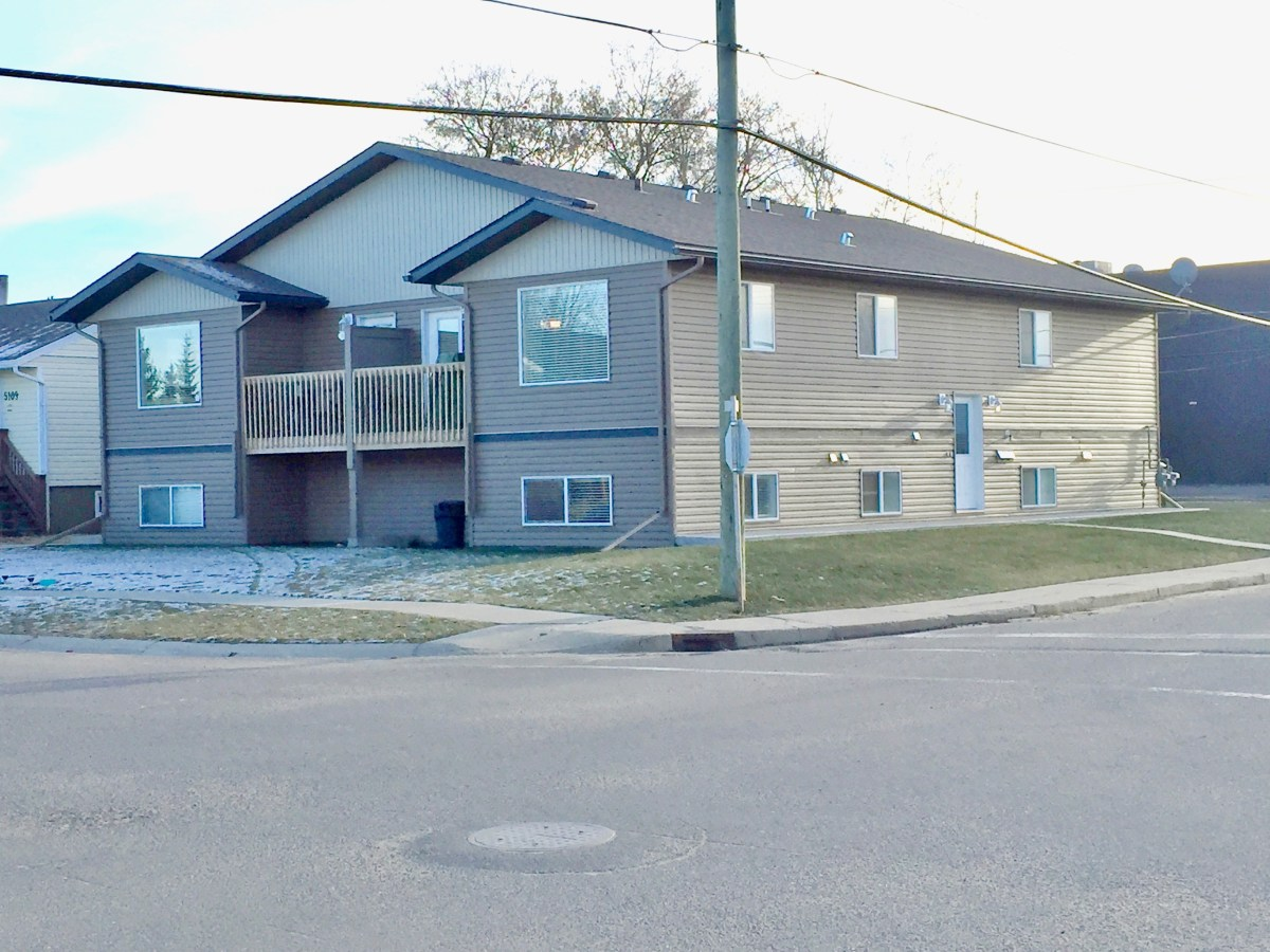 Cold Lake Four-Plex for rent, click for more details...