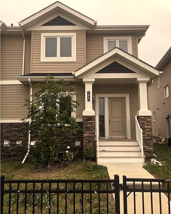 Fort McMurray Duplex for rent, click for more details...