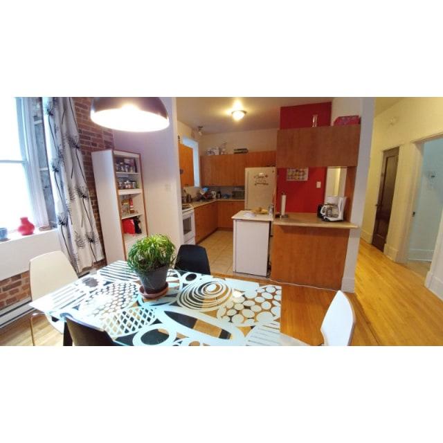 Montcalm Quebec Apartment For Rent
