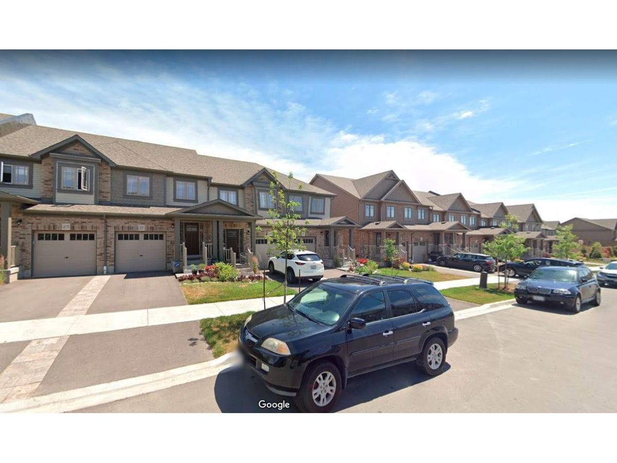 Orangeville Townhouse for rent, click for more details...