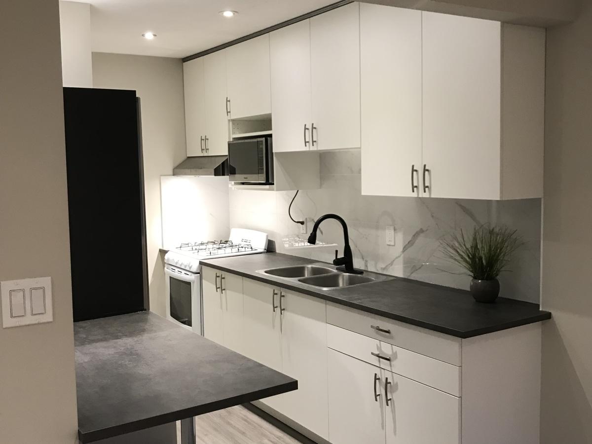 New Westminster Suite pour le loyer, cliquer pour plus de détails...