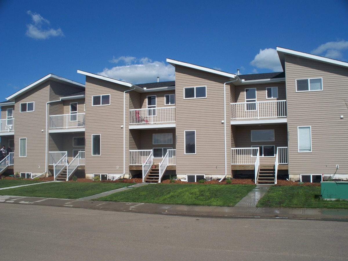 Vegreville Four-Plex for rent, click for more details...