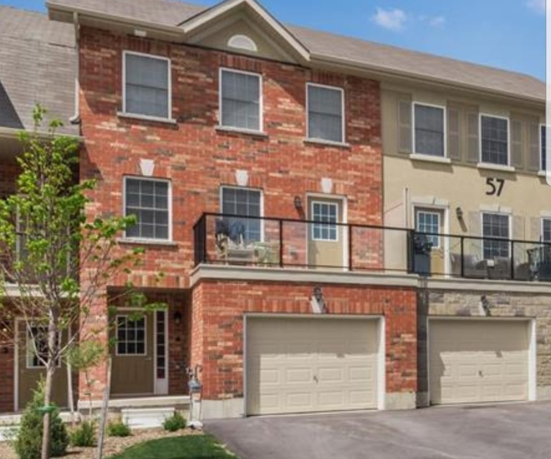 Barrie Ontario Townhouse For Rent