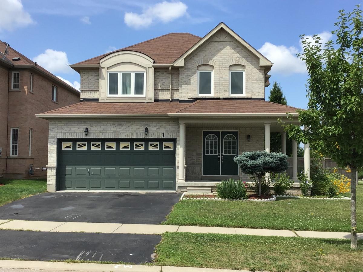 Brantford Maison pour le loyer, cliquer pour plus de détails...