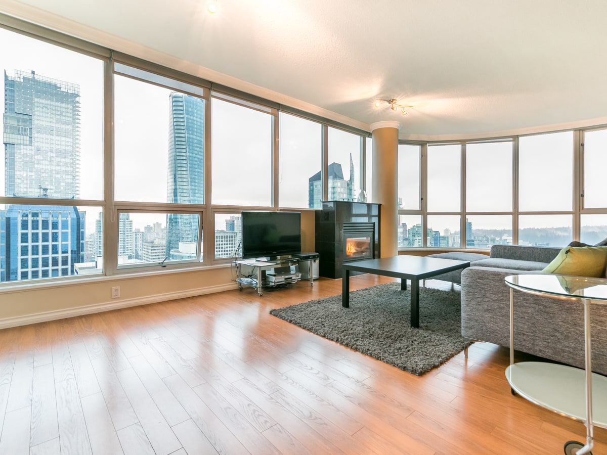 Coal Harbour British Columbia Apartment For Rent