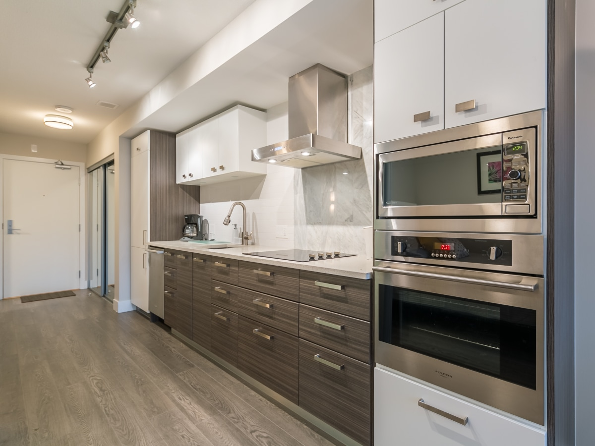Vancouver Apartment