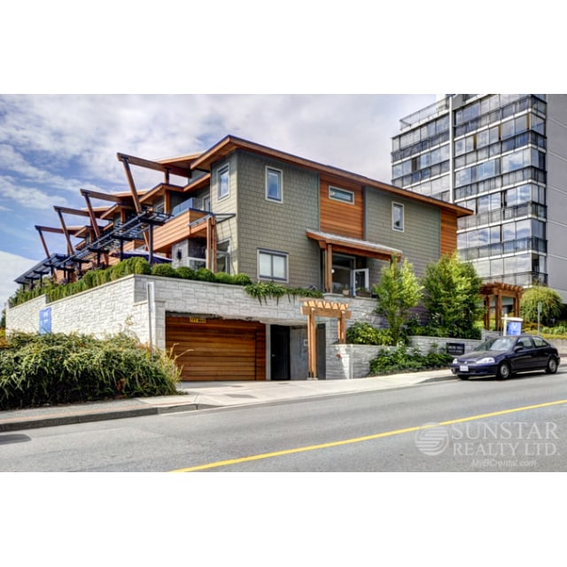 West Vancouver British Columbia Townhouse For Rent
