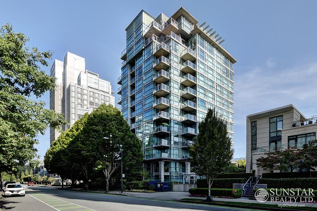 Coal Harbour Condominium pour le loyer, cliquer pour plus de détails...
