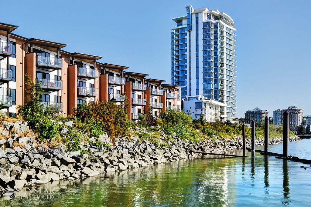 New Westminster British Columbia Condominium For Rent