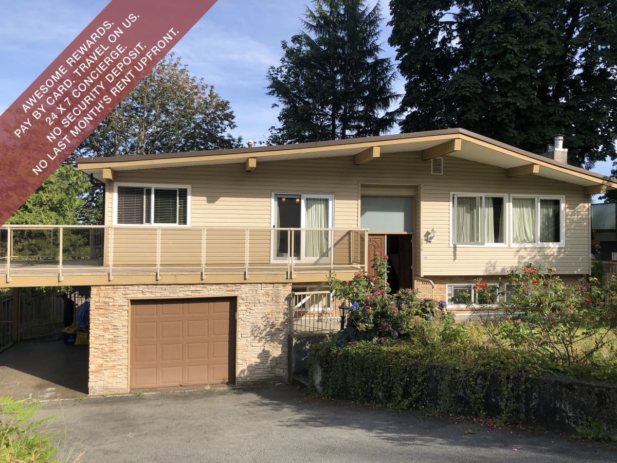 Port Coquitlam Duplex for rent, click for more details...